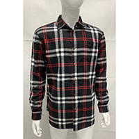 Men Checked Shirt